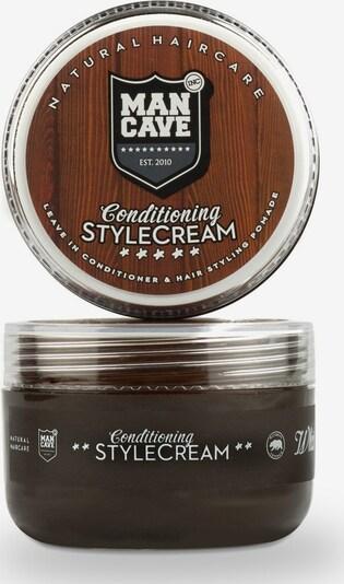 ManCave 'Conditioning StyleCream' Haarwachs in braun, Produktansicht