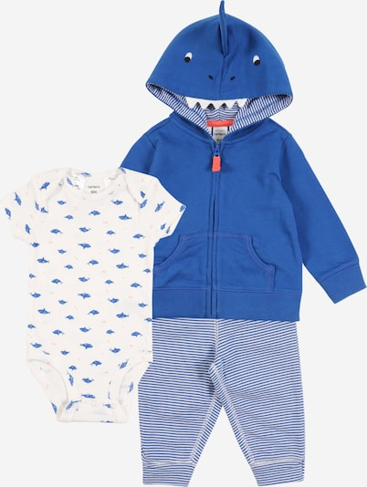 Carter's Set 'Shark' in blau, Produktansicht