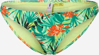 Superdry Bikinibroek 'NEO TROPIC BIKINI BOTTOM' in de kleur Groen / Lichtgroen / Donkergroen / Rood, Productweergave