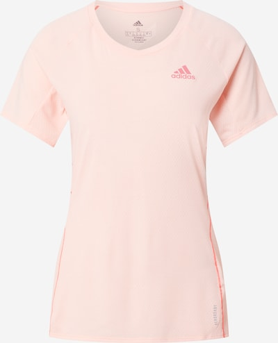 ADIDAS PERFORMANCE T-Shirt 'Runner' in orange / hellpink, Produktansicht