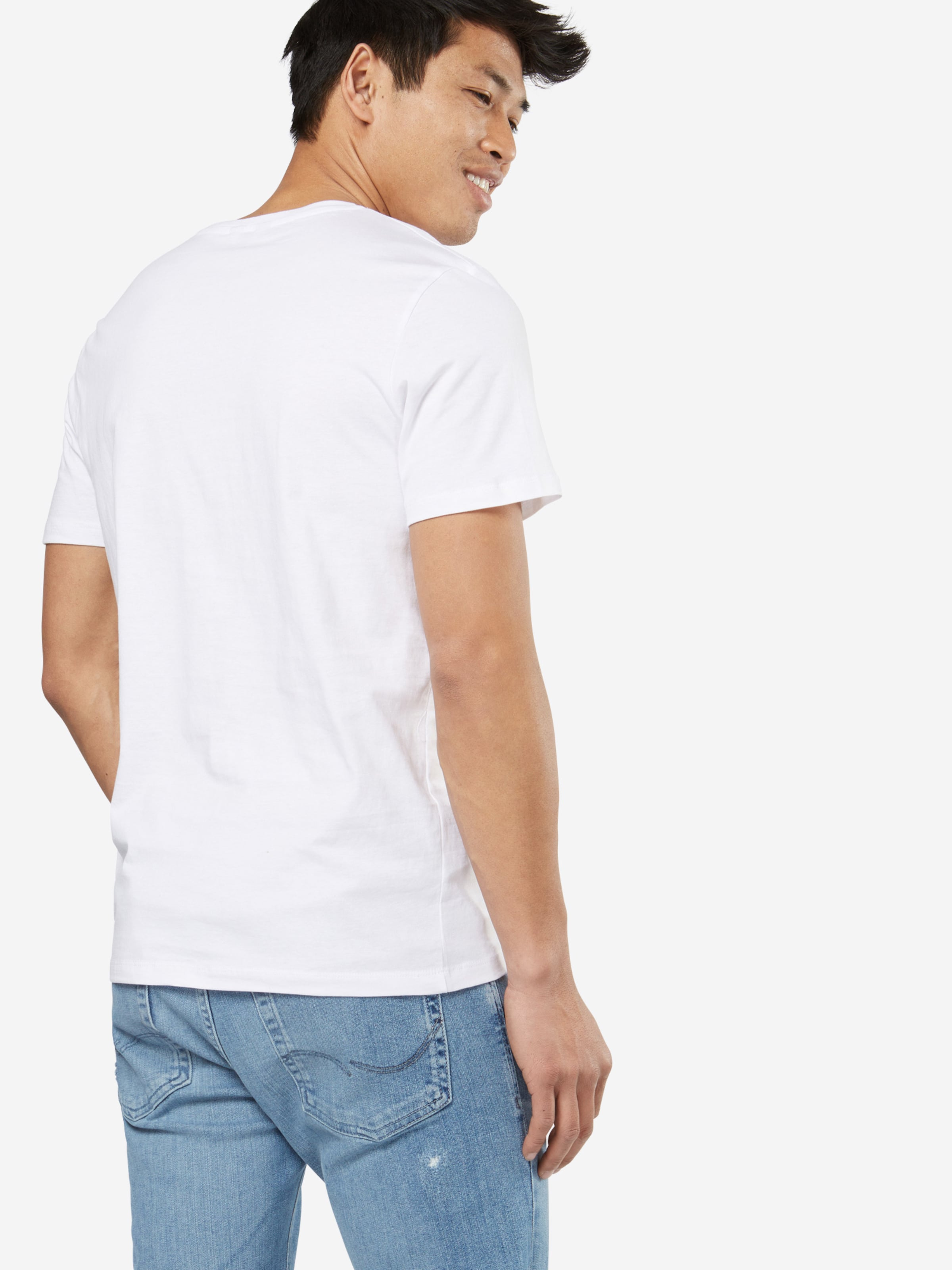 JACK & JONES T-Shirt 'JCOSOREN TEE SS CREW NECK' Rabatt Eastbay JSYCnrhV