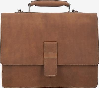 Harold's Aktentasche 'Toro' in braun, Produktansicht