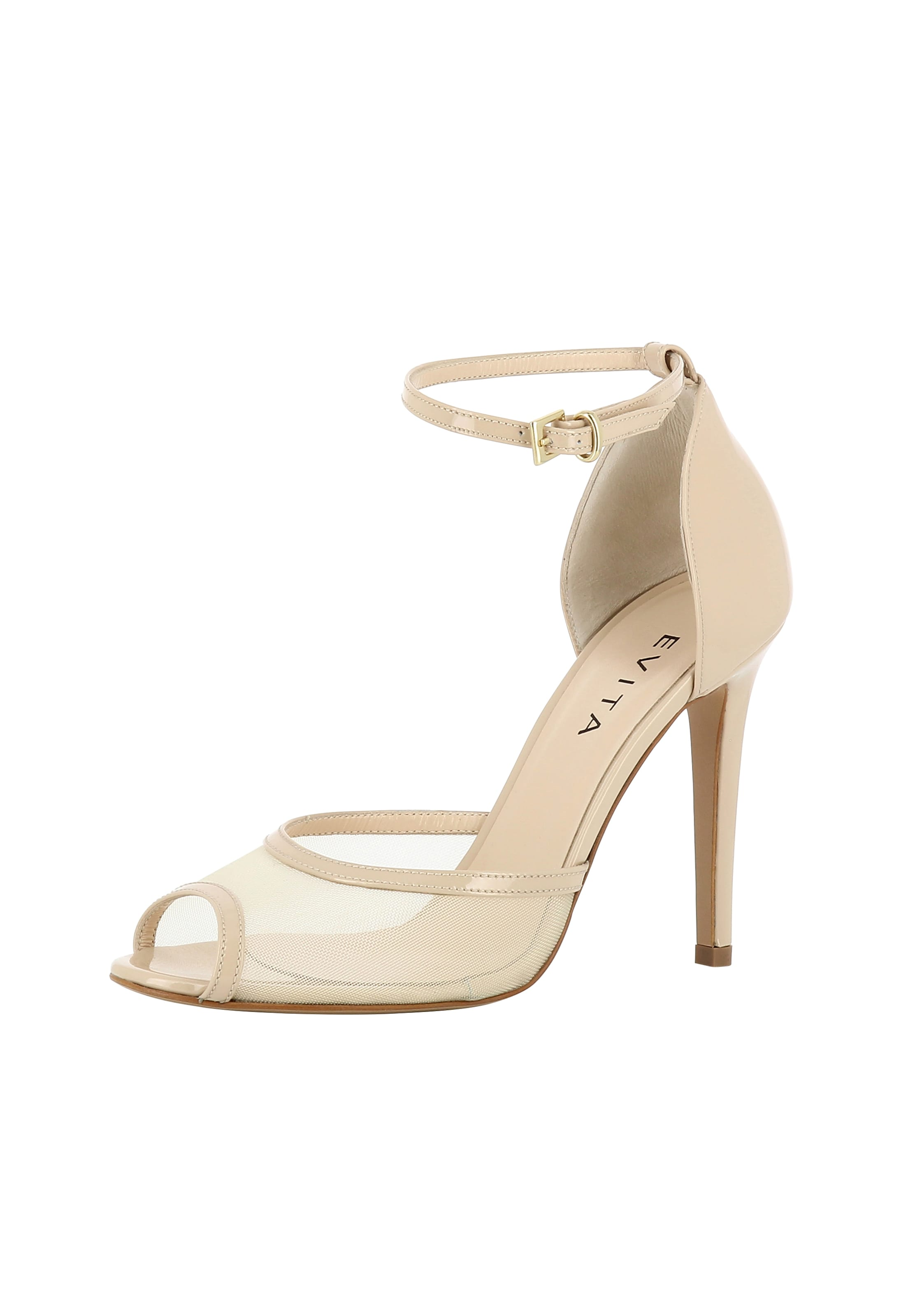 Slingpumps Chaussures Evita De Beige Alessandra