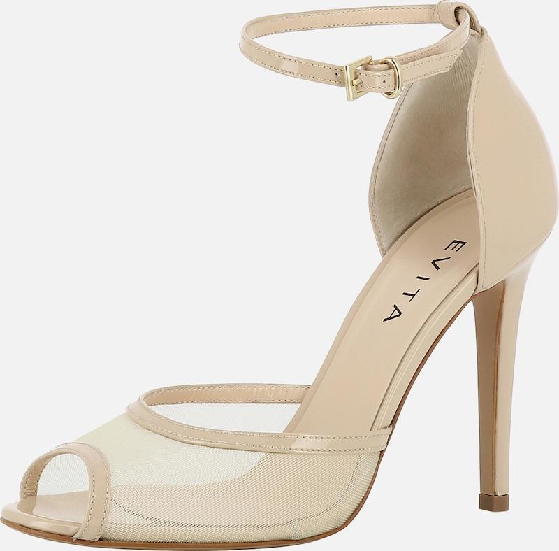 Slingpumps Chaussures Evita De Beige Alessandra 7NhX2