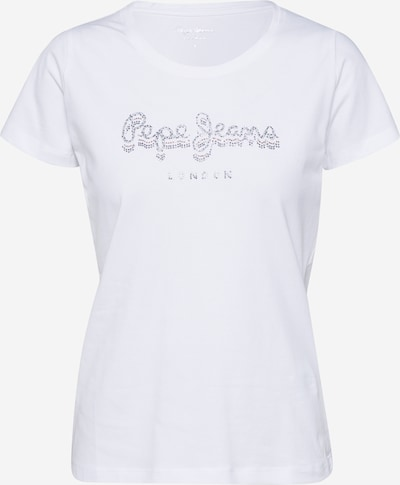 Pepe Jeans Shirt  'BEATRICE' in weiß, Produktansicht