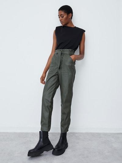 LeGer by Lena Gercke Trousers 'Helin' in olive, View model