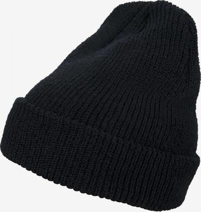 Flexfit Beanie in schwarz, Produktansicht