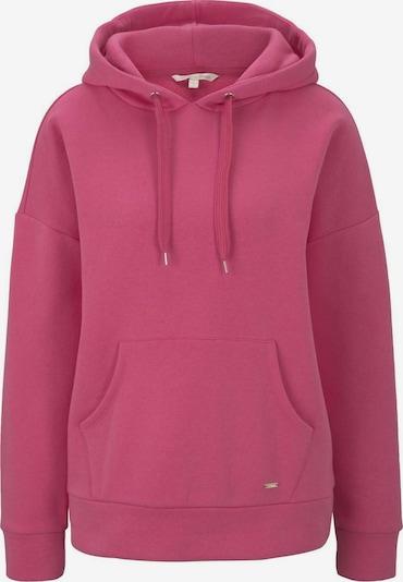 TOM TAILOR DENIM Hoodie in pink, Produktansicht