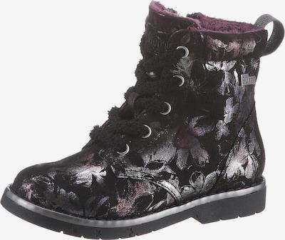 s.Oliver Snowboots in helllila / schwarz, Produktansicht