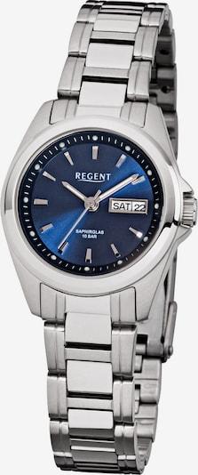 REGENT Uhr '12220879' in nachtblau / silber, Produktansicht