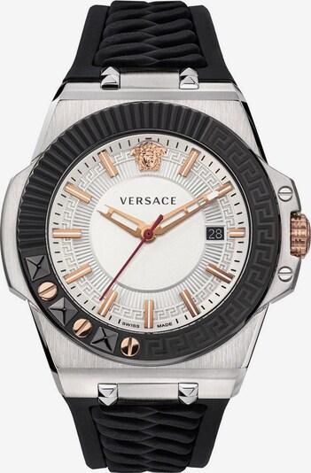 VERSACE Uhr 'Chain Reaction, VEDY00219' in schwarz / silber, Produktansicht