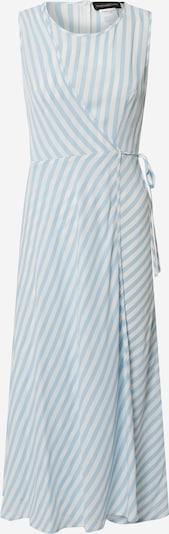 Sportmax Code Jurk 'APOGEO' in de kleur Lichtblauw / Wit, Productweergave