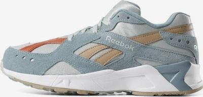 Reebok Classics Sneaker in opal / braun / grau / dunkelorange, Produktansicht