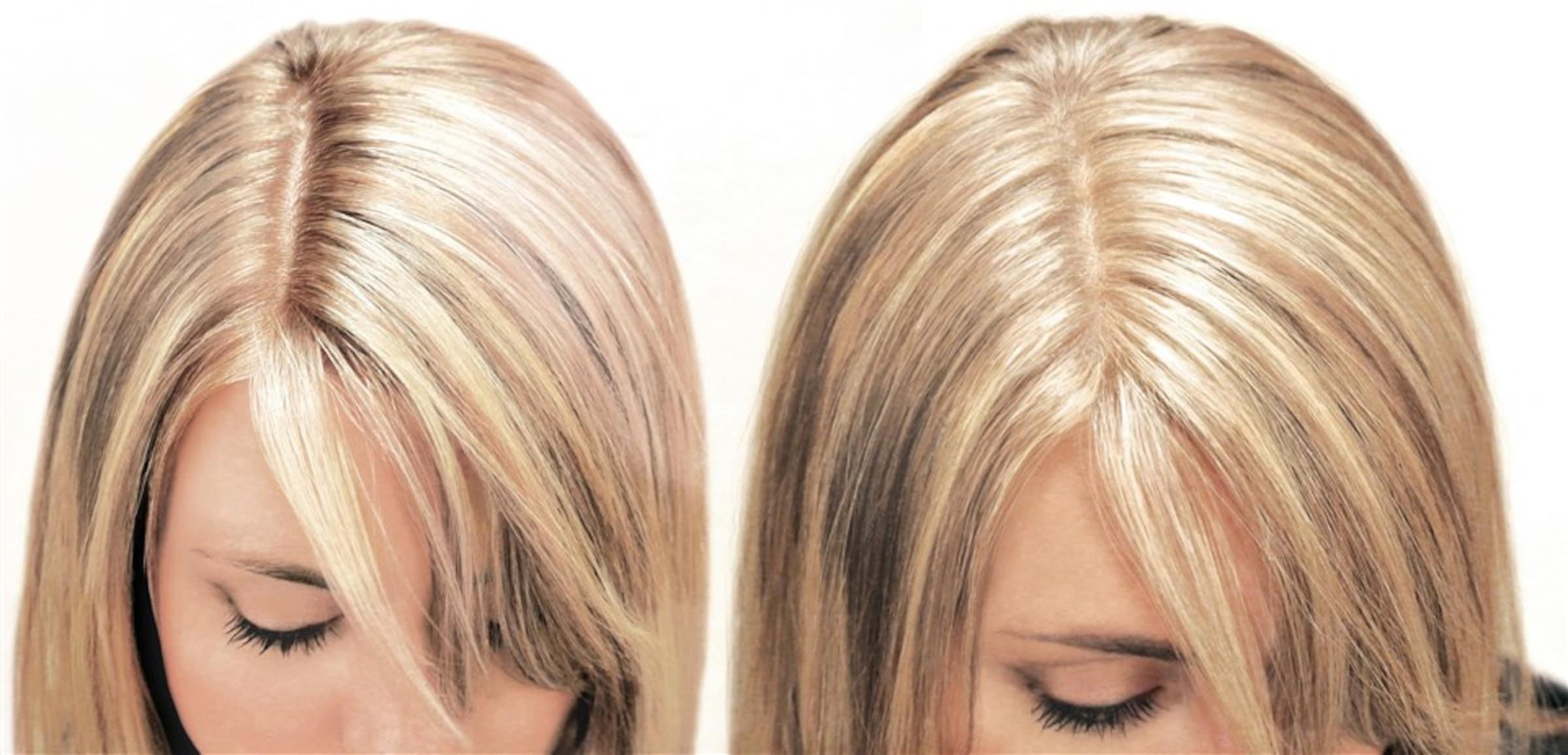 Hellbeige puder HaarfarbeHaaransatz Color In Wow cAj3RL54q