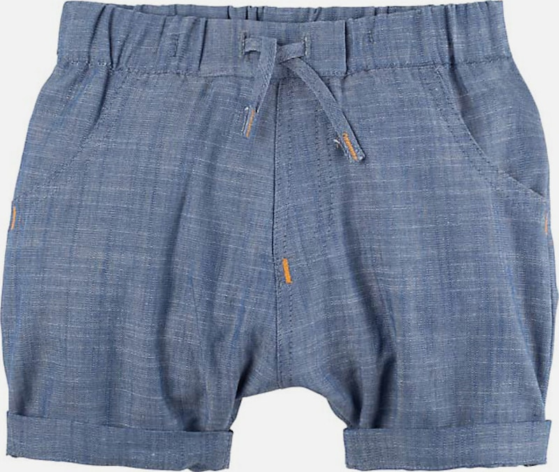 pure pure by BAUER Shorts in blau, Produktansicht