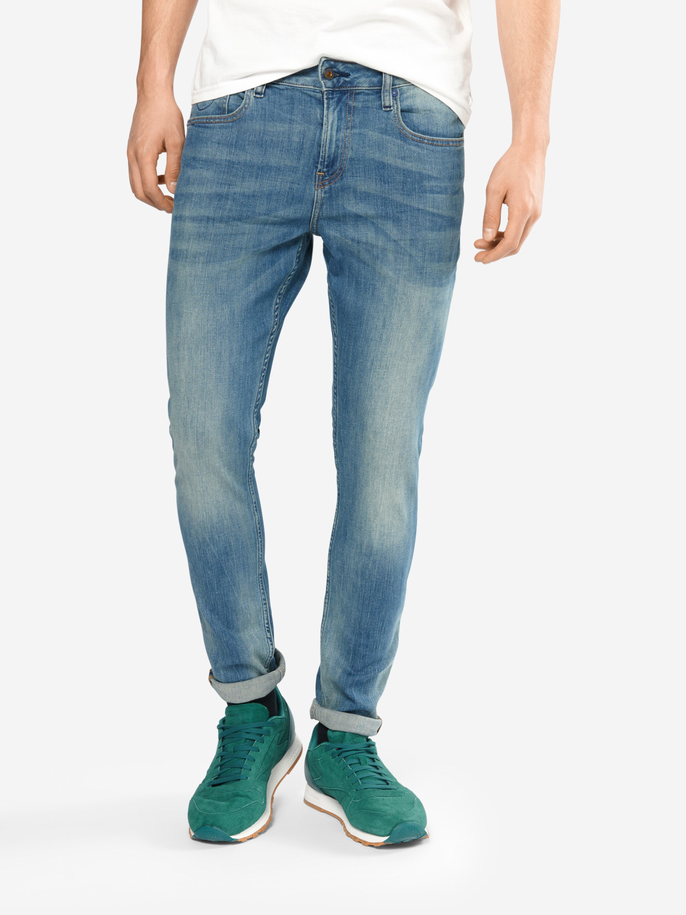 SCOTCH & SODA Jeans 'Skim - Green to green' Rabatt Fälschung Angebot ZCpzO0Xp