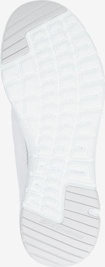 Sportbačiai be auliuko 'Flex Appeal 3.0' iš SKECHERS , spalva - balta: Vaizdas iš apačios