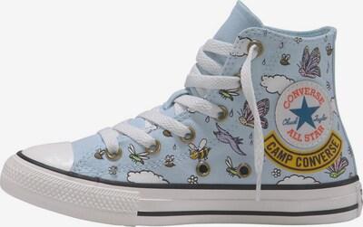 CONVERSE Sneaker 'Chuck Tailor All Star S' in hellblau / gelb / weiß, Produktansicht