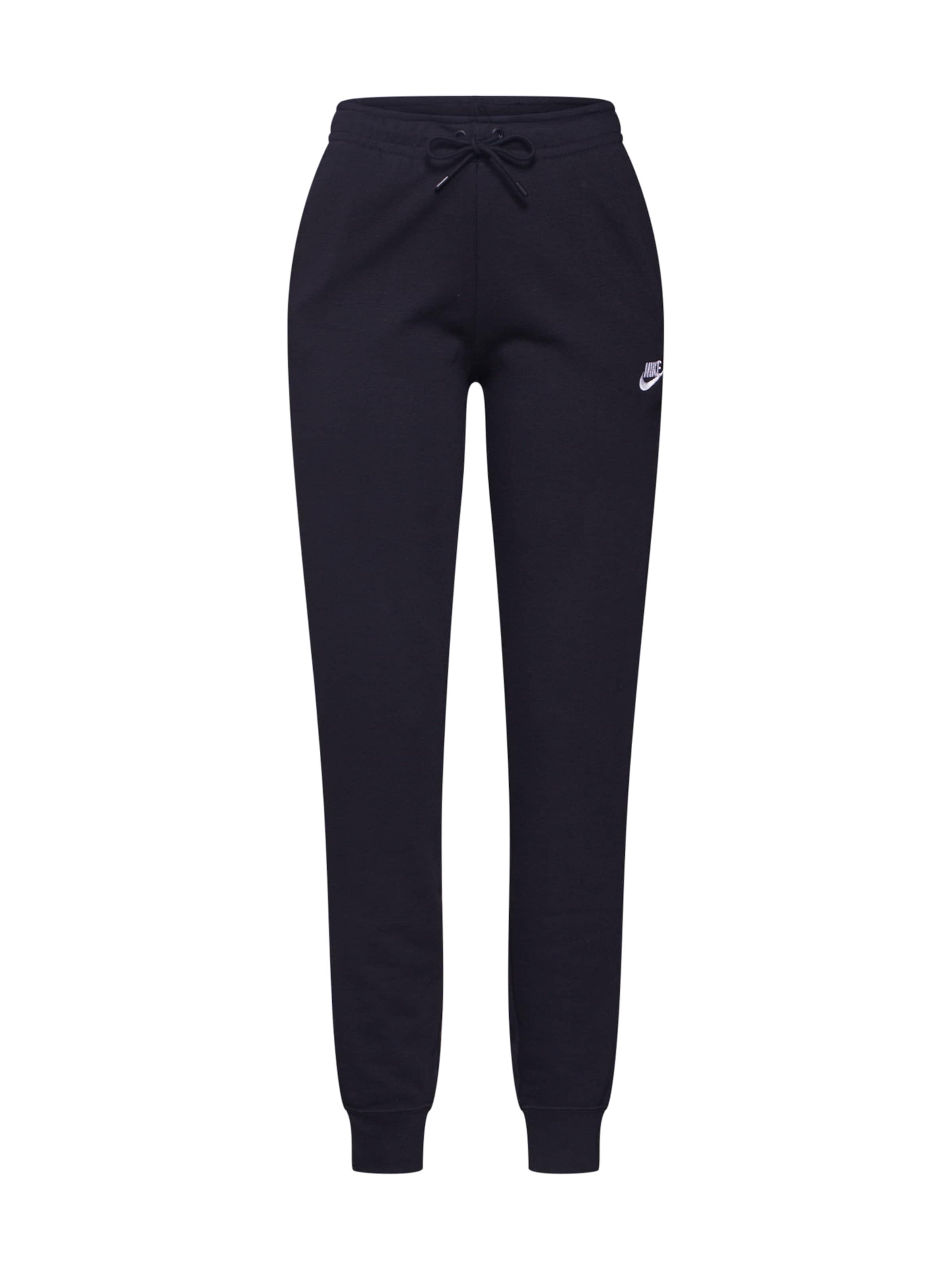 Sportswear 'essntl' In Nike Sweathose Schwarz f7gyvmYbI6
