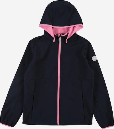 NAME IT Prehodna jakna 'MALTA' | safir / svetlo roza barva, Prikaz izdelka