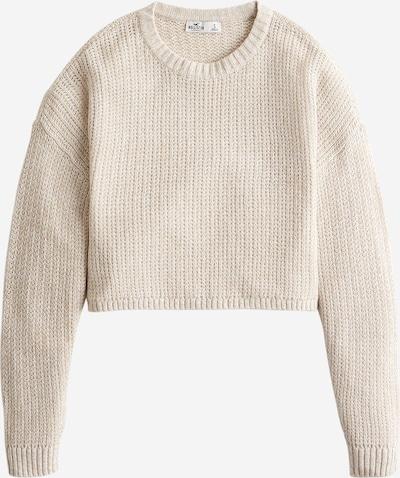 HOLLISTER Pullover in offwhite, Produktansicht