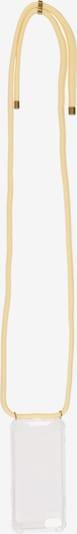 Phonelace Handykette in hellgelb, Produktansicht