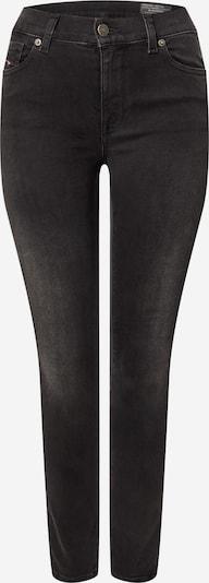 DIESEL Jean 'D-Roisin' en noir, Vue avec produit
