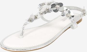 Hailys Sandale 'Jara' in Silber