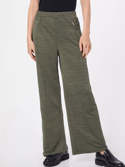 ABOUT YOU Hose 'Maxie Trousers' in khaki, Modelansicht