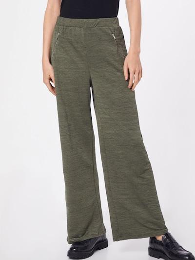 Kelnės 'Maxie Trousers' iš ABOUT YOU , spalva - rusvai žalia, Modelio vaizdas