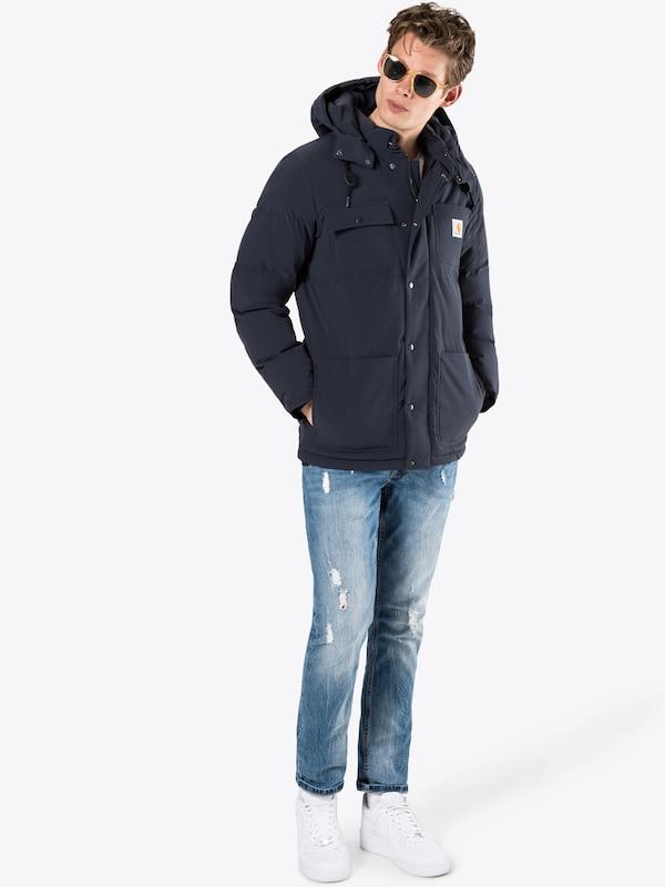 Bleu Carhartt 'alpine Marine Wip Manteau D'hiver Coat' En AR5jL4