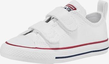 Sneaker 'Chuck Taylor All Star 2V OX' di CONVERSE in bianco