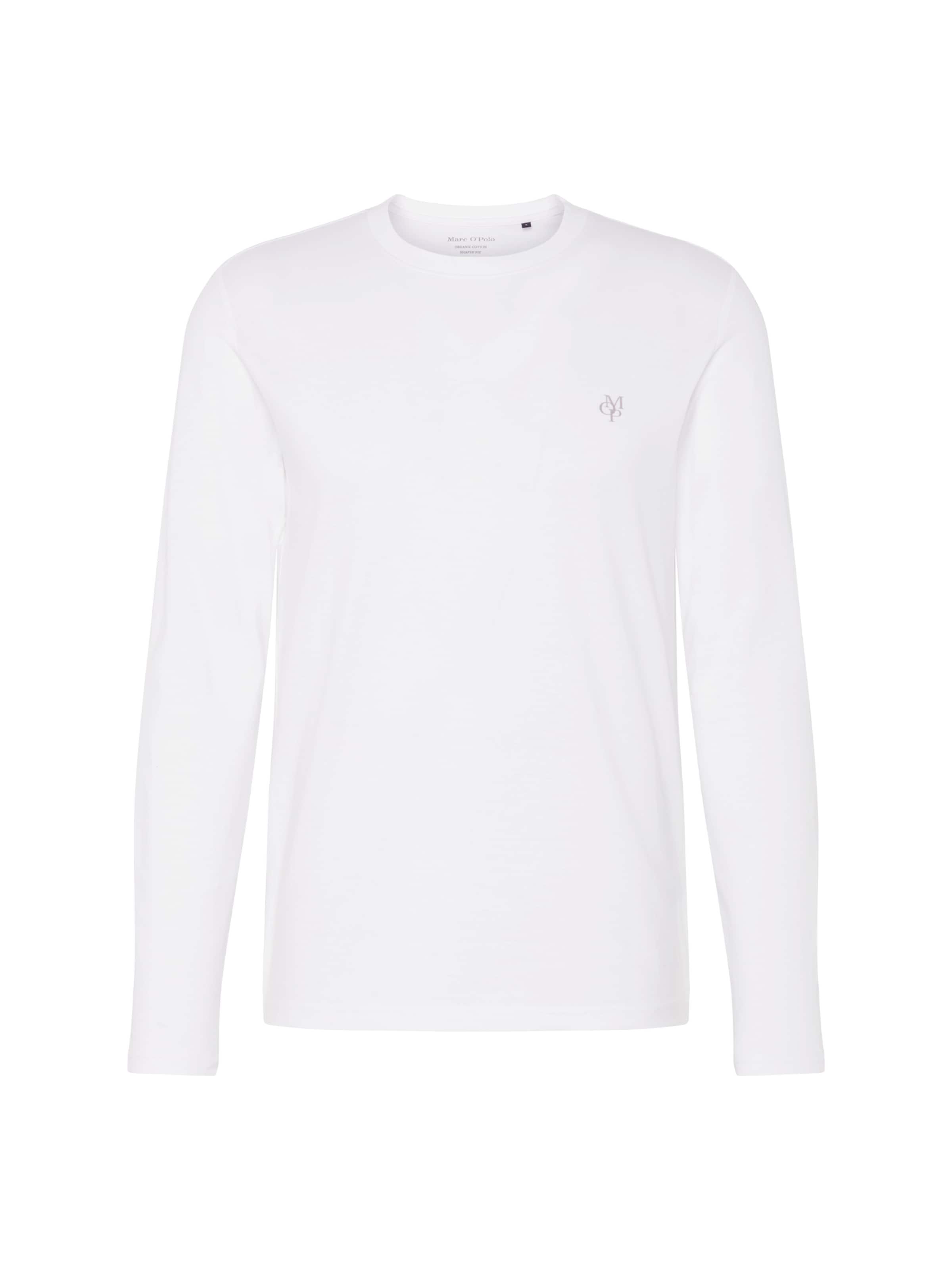 Marc Blanc O'polo En shirt T rwagqr