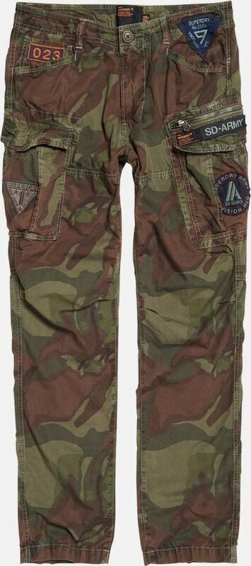 Superdry Cargohose ripstop Parachute Pantalon