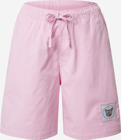 PARI Shorts 'SWIM CLUB SHORTS' in rosa, Produktansicht