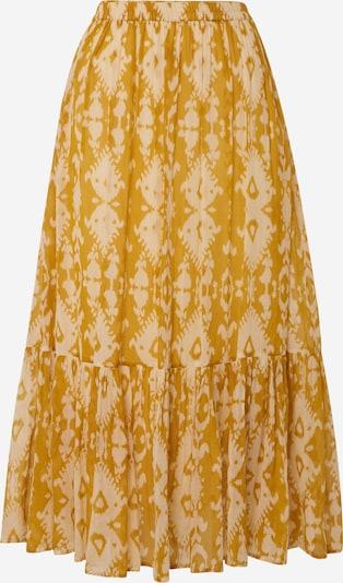 Mes Demoiselles Sukně 'Sumatra' - žlutá / bílá, Produkt