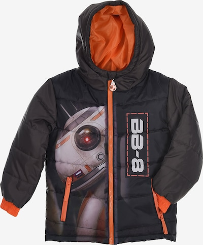 STAR WARS Winterjacke 'Star Wars' in schwarz, Produktansicht