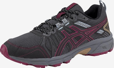 ASICS Tenisice za trčanje u grafit siva / ljubičasto crvena, Pregled proizvoda