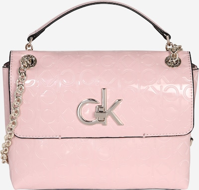 Calvin Klein Schoudertas 'RE-LOCK EM CONV CROSSBODY MD' in de kleur Pink, Productweergave