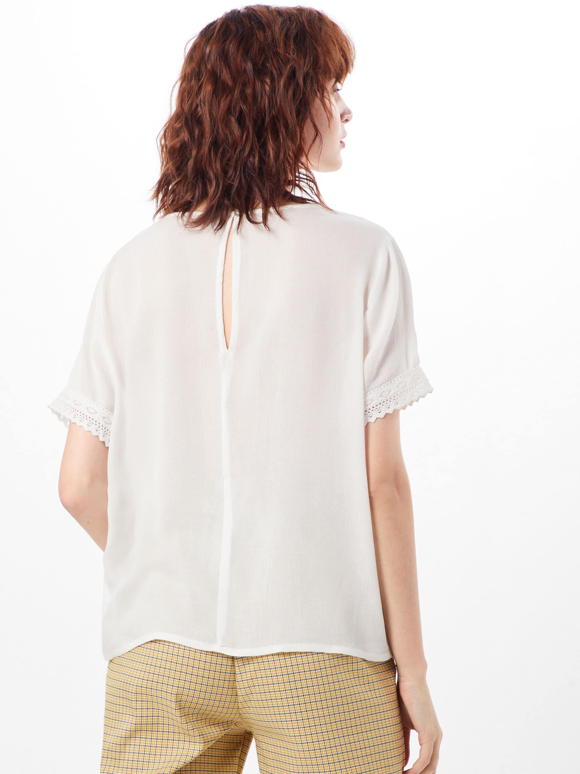 De shirt 'june' Blanc Jacqueline En Yong T q34cARj5L