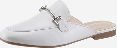 GABOR Pantolette in weiß, Produktansicht