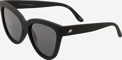 LE SPECS Zonnebril 'LIAR LAIR' in de kleur Zwart, Productweergave