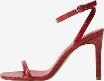 MANGO Sandalette 'Lali' in rot, Produktansicht