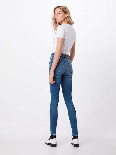 Jeans 'SLIGHT' Tiger of Sweden pe denim albastru: Privire spate