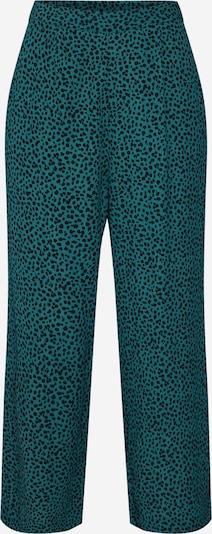 MINKPINK Nohavice - zelená / čierna, Produkt