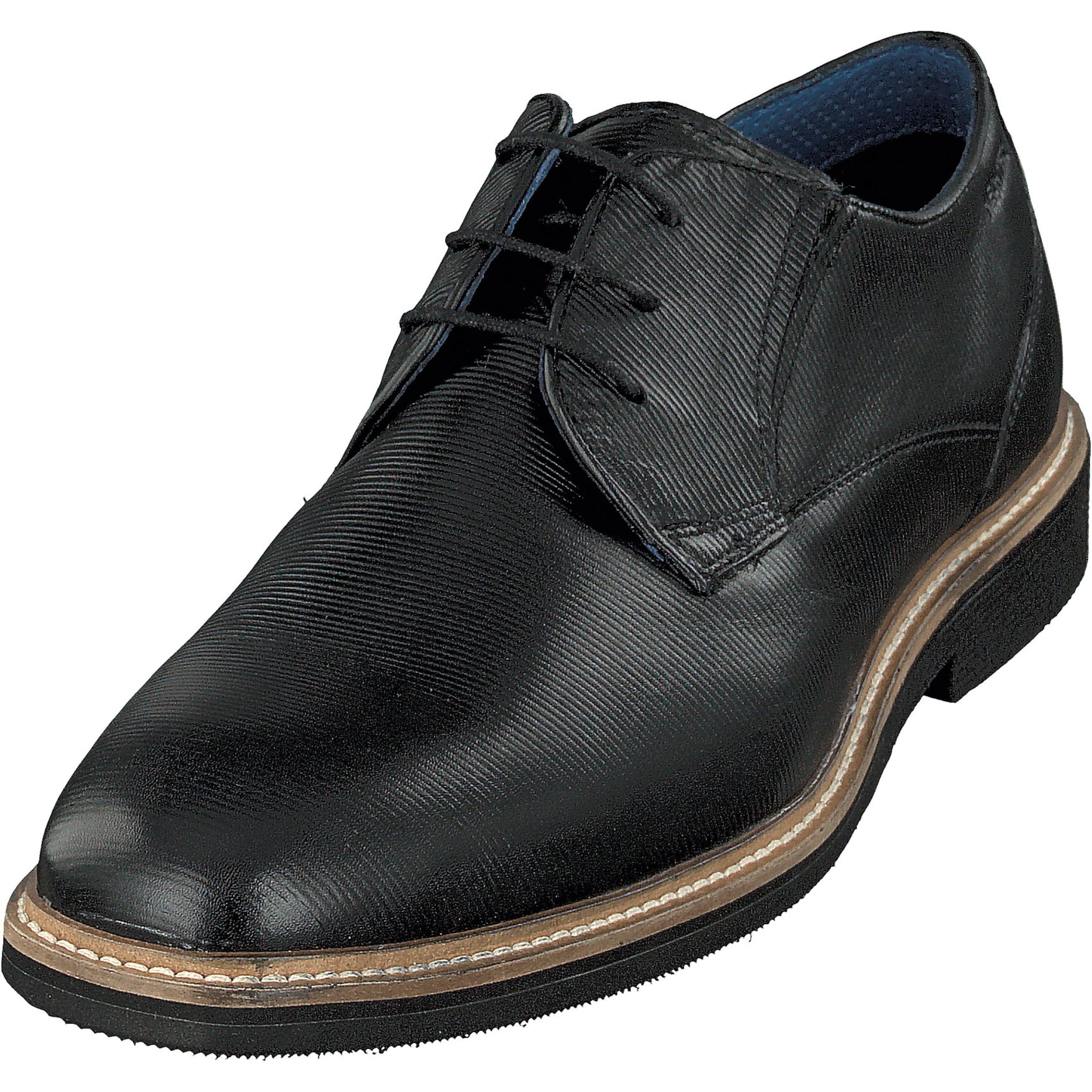 DANIEL HECHTER Schnürschuhe Verschleißfeste billige Schuhe