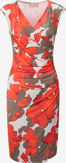 Suknelė iš Cartoon , spalva - kremo / raudona, Prekių apžvalga