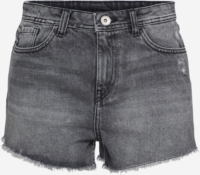 Review Hot Pants in grey denim, Produktansicht