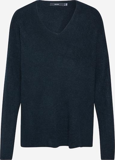 VERO MODA Pullover 'VMCREWLEFILE' in schwarz, Produktansicht