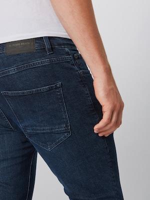 !Solid Jeans 'RYDER BLUE' in Blauw denim